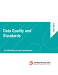 Data Quality and Standards