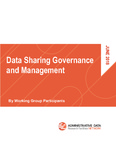 Data Sharing Governance and Management by ADRF Network Working Group Participants