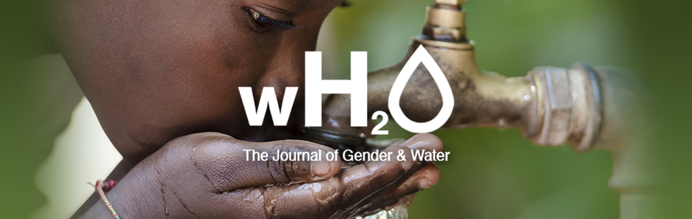 wH2O: The Journal of Gender and Water