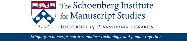 Schoenberg Institute for Manuscript Studies (SIMS): EBooks