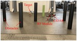 Sensor-Based Legged Robot Homing Using Range-Only Target Localization