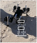 Mechanical and virtual compliance for robot locomotion in a compliant world