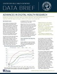 Advances in Digital Health Research by Graceann Palmarella, Colleen McGrath, Sara Solomon, Roxanne Dupuis, and Carolyn Cannuscio