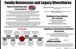 Family Business and Legacy Divestitures