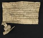 Facsimile of LJS 489, Nawaz letter with seal