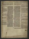 Facsimile of LJS 35, Manuscript leaves from a canon law text