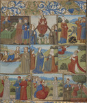 University of Pennsylvania Library's Ms Coll 713 - Breviary collages (Video Orientation)