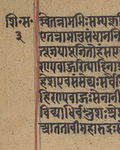 University of Pennsylvania Library's Ms. Coll. 390, Item 409 - Śivamukhyasahasranāmastotra (Video Orientation)