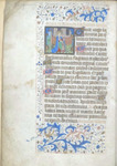 University of Pennsylvania Library's Ms. Codex 681 - Book of Hours (Video Orientation) by Dot Porter