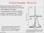6.3 - Grazing Incidence Scattering by Paul A. Heiney